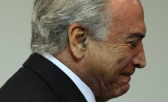 Procuradores afirmam que grupo criminoso liderado por Temer atua há mais de 40 anos