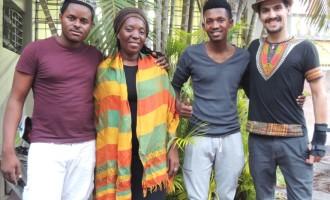 MOZ FESTIVAL : Arte africana no projeto com shows e oficinas neste sábado