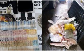 VIGILÂNCIA SANITÁRIA : Carne imprópria para consumo