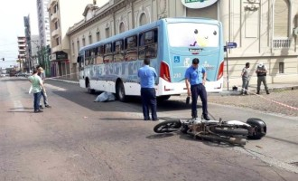 Acidentes matam dois motociclistas