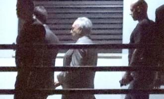 LAVA JATO : Desembargador manda soltar Michel Temer