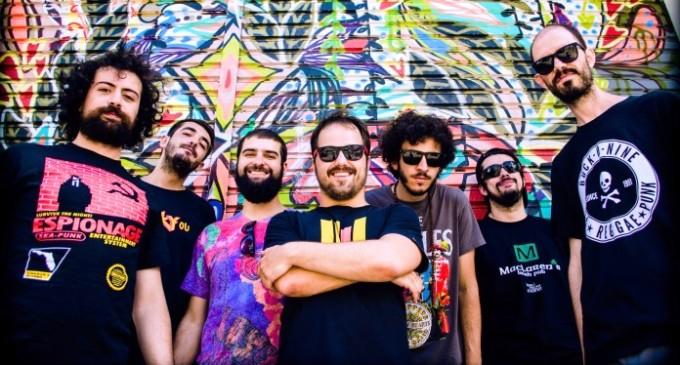 """UNDERGROUND : Banda """"Abraskadabra"""" faz show nesta sexta no Galpão"""