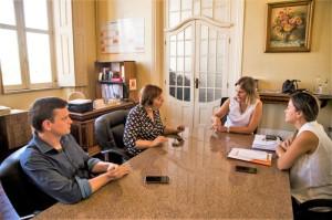 LEANDRO Thurow assume a pasta, temporariamente, no lugar de Ana Costa, que passa a atuar na Secretaria Estadual de Saúde