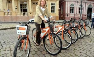BIKE-PEL : Regulamentado o serviço de compartilhamento de bicicletas em Pelotas