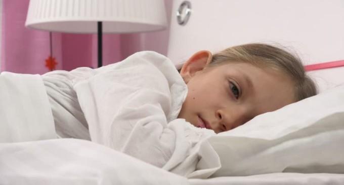Insônia na infância pode ser sintoma de TDAH