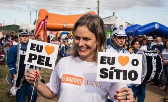 """""""O BAIRRO DA GENTE"""" : Sítio Floresta apresenta demandas à prefeita"""