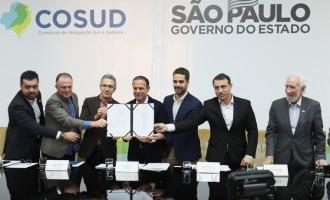REFORMA DA PREVIDÊNCIA :  Governadores do Sul e Sudeste apoiam reforma