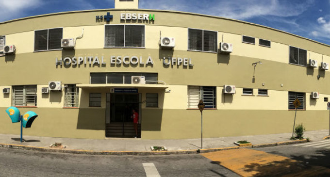 Hospital da UFPel recebe R$ 2,3 milhões para materiais