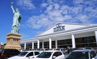 EMPREGO : Candidatos para vagas na loja Havan Pelotas podem comparecer ao Sine