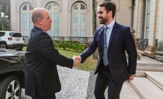 DUPLICAÇÃO DA BR-116 : Onyx garante que reunião com Bolsonaro será neste mês