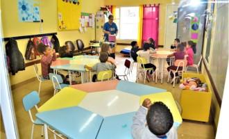 BALNEÁRIO DOS PRAZERES : Escola revitalizada comemora um ano