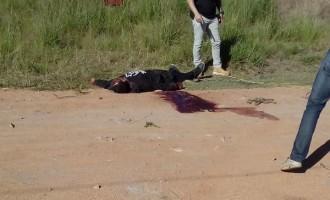 HOMICÍDIO : Jovem é executado  no Capão do Leão