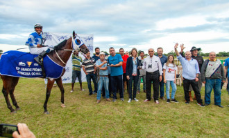TABLADA LOTADA : Aeromani vence GP Princesa do Sul