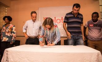 Prefeitura assina contrato para reforma do Cras São Gonçalo