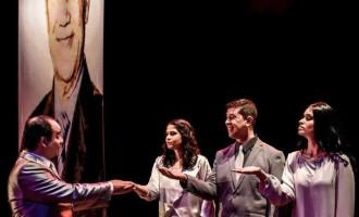 TEATRO : Sexta às 21h no Theatro Guarany, peça sobre a vida de Divaldo Franco