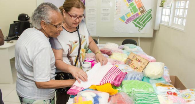 Projeto realizado por equipe da UBS Guabiroba motiva a solidariedade