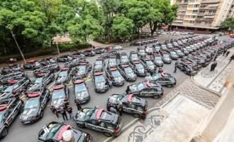 SEGURANÇA PÚBLICA – Estado entrega 112 viaturas e 2 mil coletes balísticos – Para Pelotas virão duas viaturas e 20 coletes balísticos