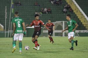 Bruno Paulo fez bom jogo