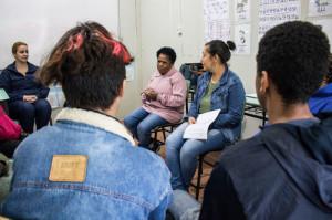 Atualmente, 51 facilitadores em Justiça Restaurativa estão espalhados por 33 educandários do Município
