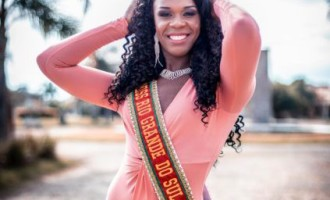 Pelotense ganha concurso de Miss Rio Grande do Sul Gay