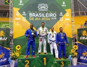 ATLETA da equipe Júlio Secco é o brasileiro número 1 na sua categoria