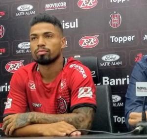 Marcinho acredita em maior tranquilidade para Brasil fazer os gols Foto: Michel Burkert / Rádio Universidade