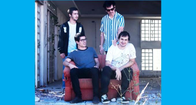 """Banda """"Marinas Found"""" lança álbum Ansiolítico"""