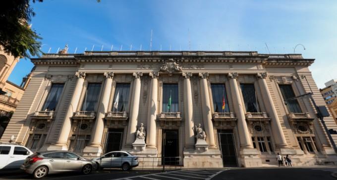 Sede do governo estadual, Palácio Piratini completa 98 anos de história