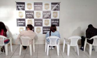 FRAGATA : Presos seis traficantes de organização criminosa