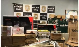 Estelionatários aplicaram golpe de R$1,2 milhão