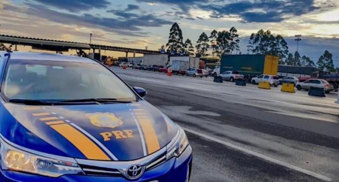 PRF registra redução do número de óbitos em acidentes durante Operação Natal