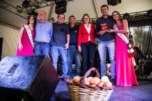 FESTA foi acompanhada pela prefeita Paula Mascarenhas