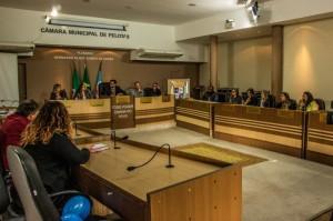 AUDIÊNCIA Pública reuniu autoridades e especialistas no assunto