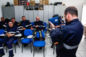 Agentes de trânsito foram capacitados para o uso dos equipamentos, que buscam diminuir os acidentes em Pelotas