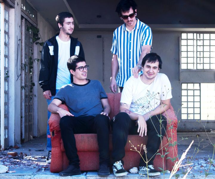 MARINAS FOUND: Pietro  Strickler, Walerko, Arthur Feltraco e Pedro Soler