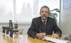 Presidente da Taurus, Salésio Nuhs