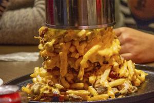 Torre de batatas é o carro chefe