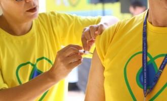 Vacinação contra a gripe será aberta à população geral a partir da próxima segunda-feira
