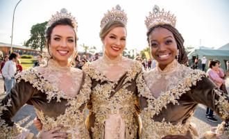 FENADOCE 2019 : A história do patrimônio local inspirada nos trajes da corte