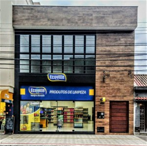 A Loja de Pelotas fica localizada na Rua Marcílio Dias, 1600, em frente ao Colégio Pelotense