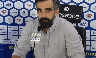 TÉCNICO NOVO : Pelotas apresenta Felipe Endres para comando na Copa Antônio Verardi