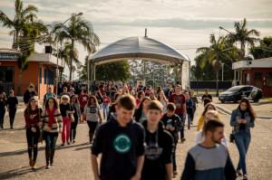 Grande público deve passar pelo Centro de Eventos no segundo final de semana da Feira.