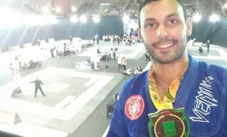 JIU-JITSU : Pelotense Flavio Vasconcellos em 3º no Nacional