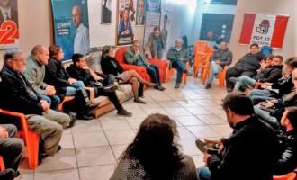 Partidos de esquerda realizam reuniões temáticas com o reitor da UFPel