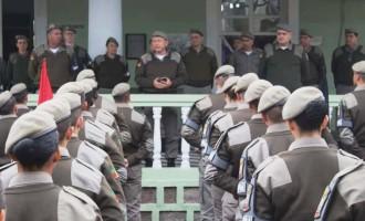 Comandante geral da BM esteve em visita ao 4º BPM e CRPO-Sul