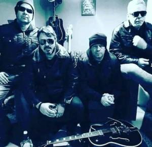 Banda Rosa Negra está de volta após vinte anos com o rock dos anos sessenta aos noventa