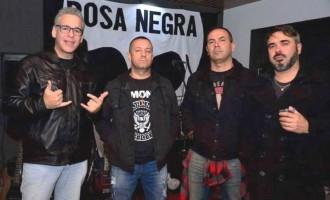 ROCK : Banda Rosa Negra divulga música