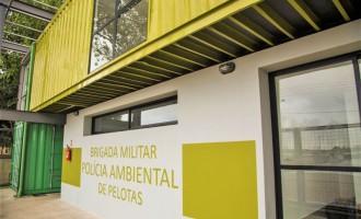 Patrulha Ambiental da BM já está em nova sede