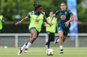 Últimos treinos do Brasil antes da estreia são na França Foto: Divulgação / CBF