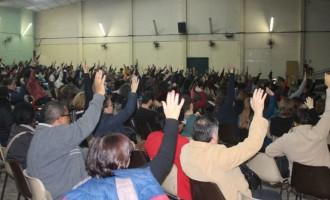 REAJUSTE ZERO :  Municipários decidem encaminhar medida judicial